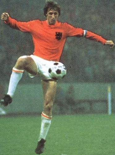 Johann Cruyff - Netherlands