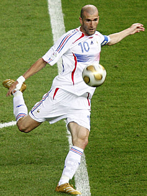 Zinedine Zidane - France