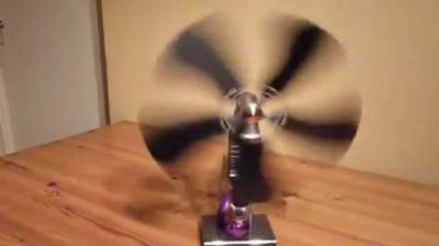 candle fan