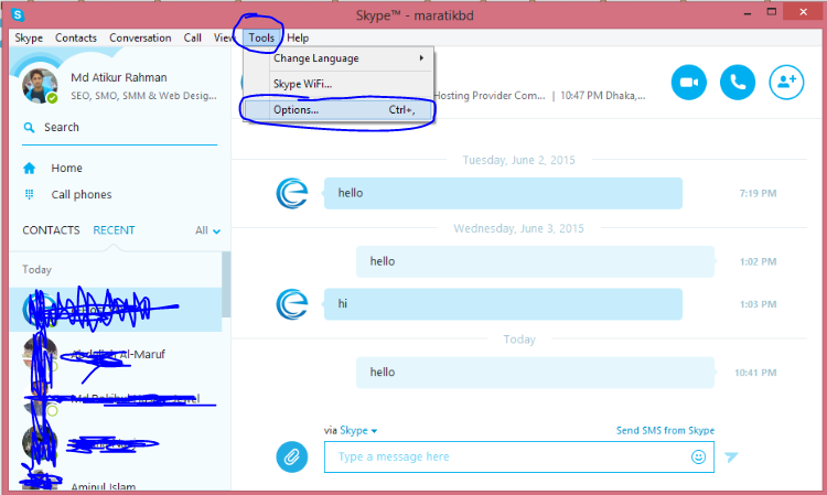 skype conversation delete 1-Anytechtune