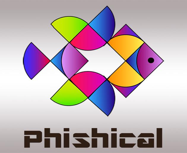phishical logo in illustrator image-630-516