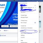 facebook activity log - Anytechtune