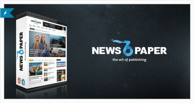 newspaper-wtheme