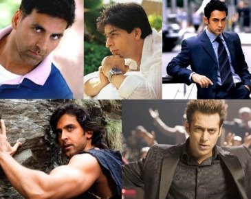 bollywood actor together