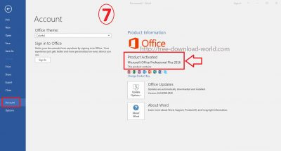Free Download Microsoft Office 2016-6
