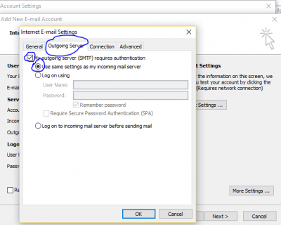 outlook Email Configure7