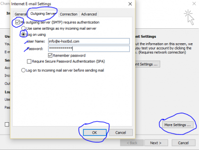 outlook Email Configure8