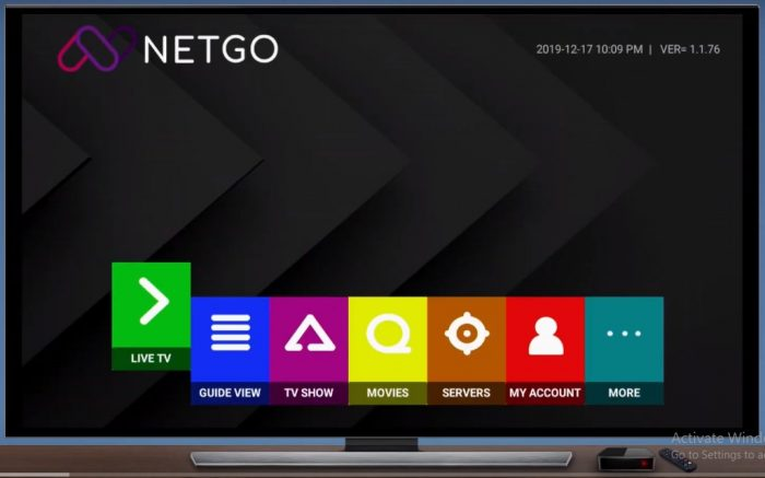 Net_go app, best iptv, iptv, best iptv solution