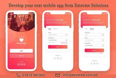 Mobile App Development Company in Bangladesh