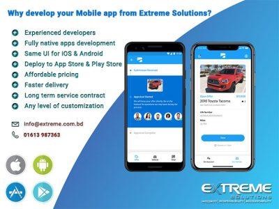 Mobile App Development in Bangladesh