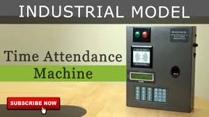 Time and Attendance Machine